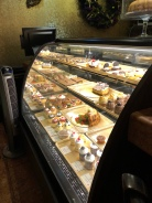 Pastry counter at Terra Nova